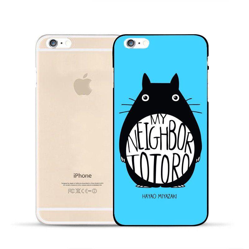 Totoro Japan Ghibli Studio Anime Cute Symbol Cool Case For Iphone 6