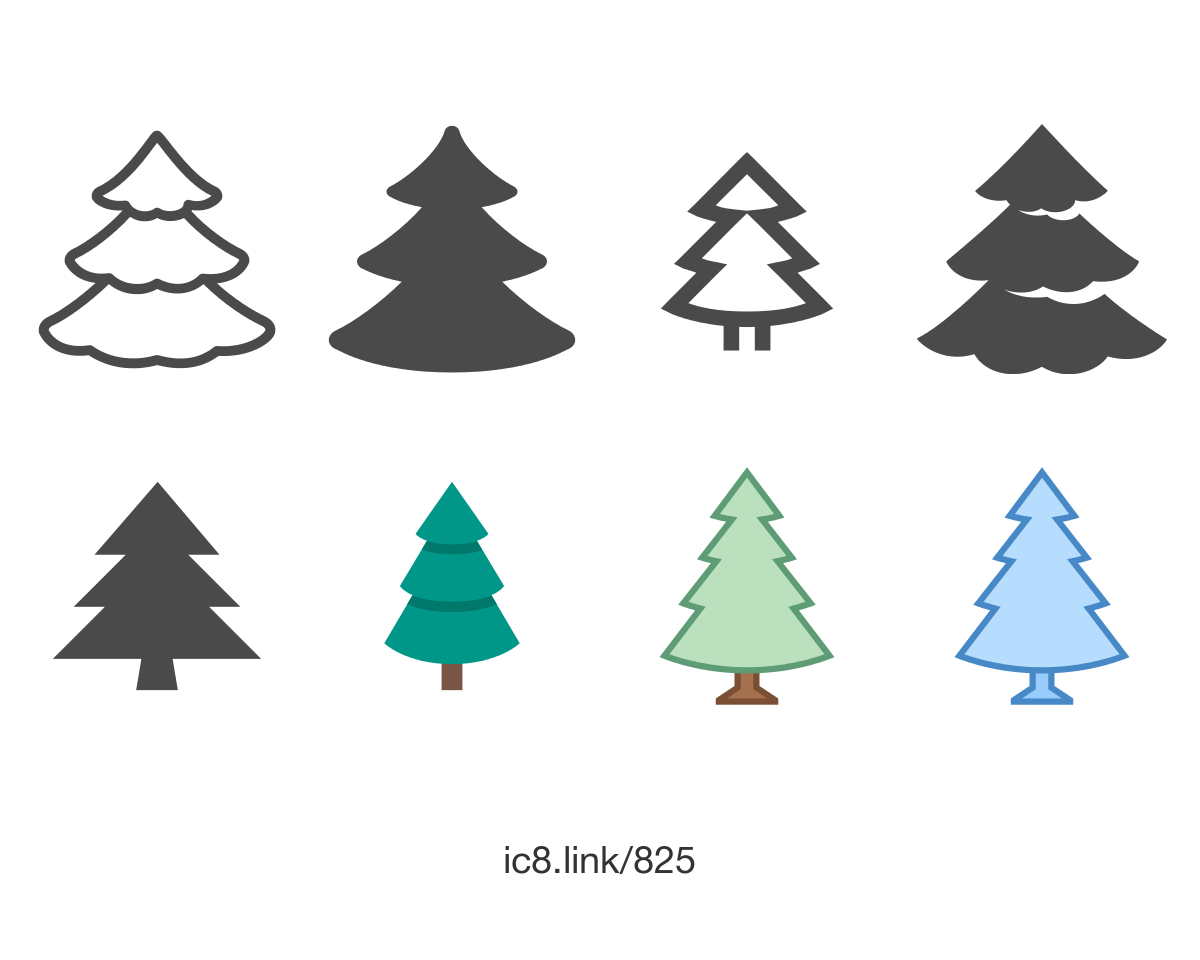 Free Flat Evergreen Icon Of Metro Available For Download In Png Svg And As A Font Icons Graphicdesign Christmas Design Icon Evergreen Graphic Design