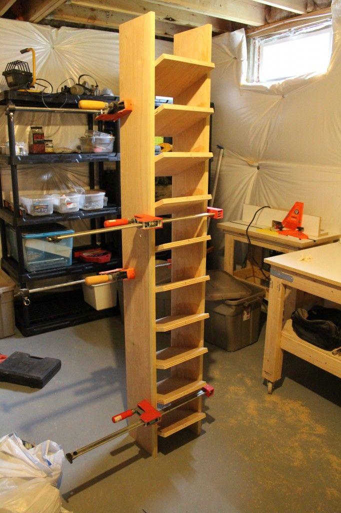 Building A Garage Shoe Organizer Part 1 Garage Shoe Rack