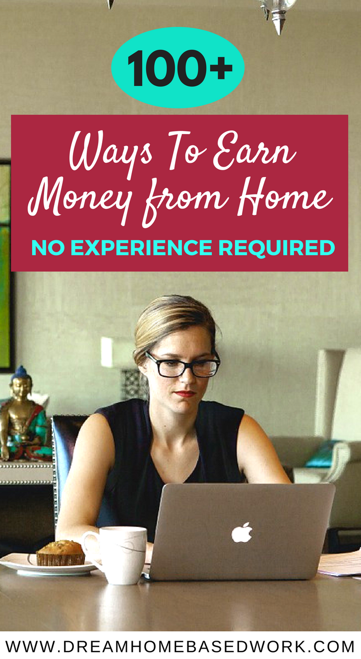 Explore 100+ ways to work at home and make money on the go. The part-time  hustles don't require a job or prior experience.
