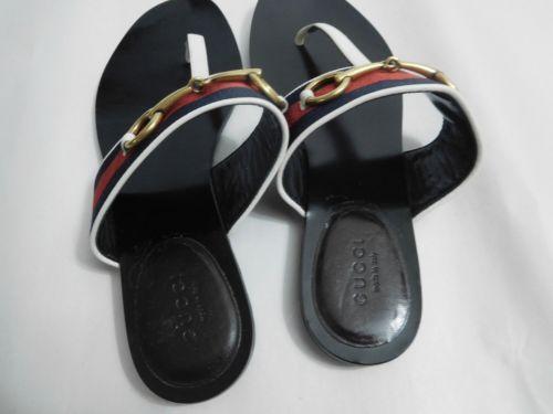 326014fc47e1 Women s GUCCI Querelle Sandal Sz 36  12   US 6.5