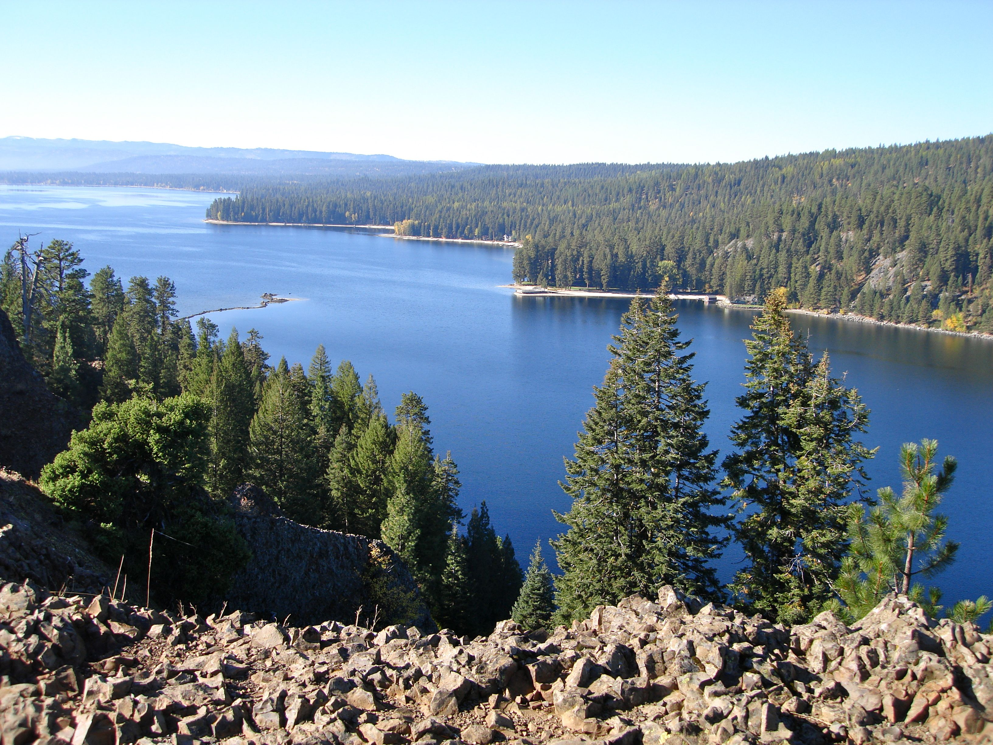 Ponderosa State Park, Idaho (With images) | State parks, Mccall ...