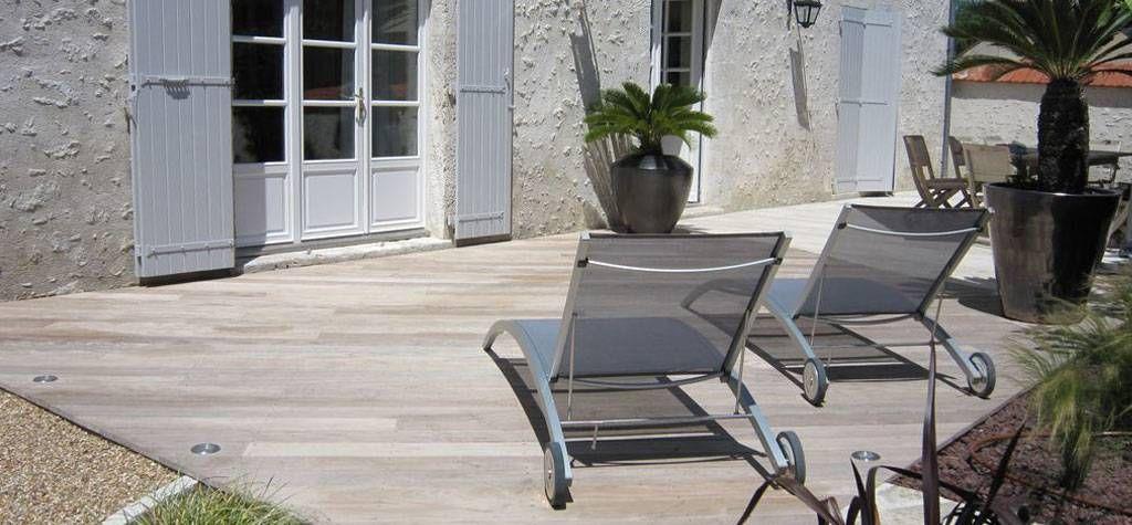 ADH Paysages   Lu0027aménagement De Votre Terrasse