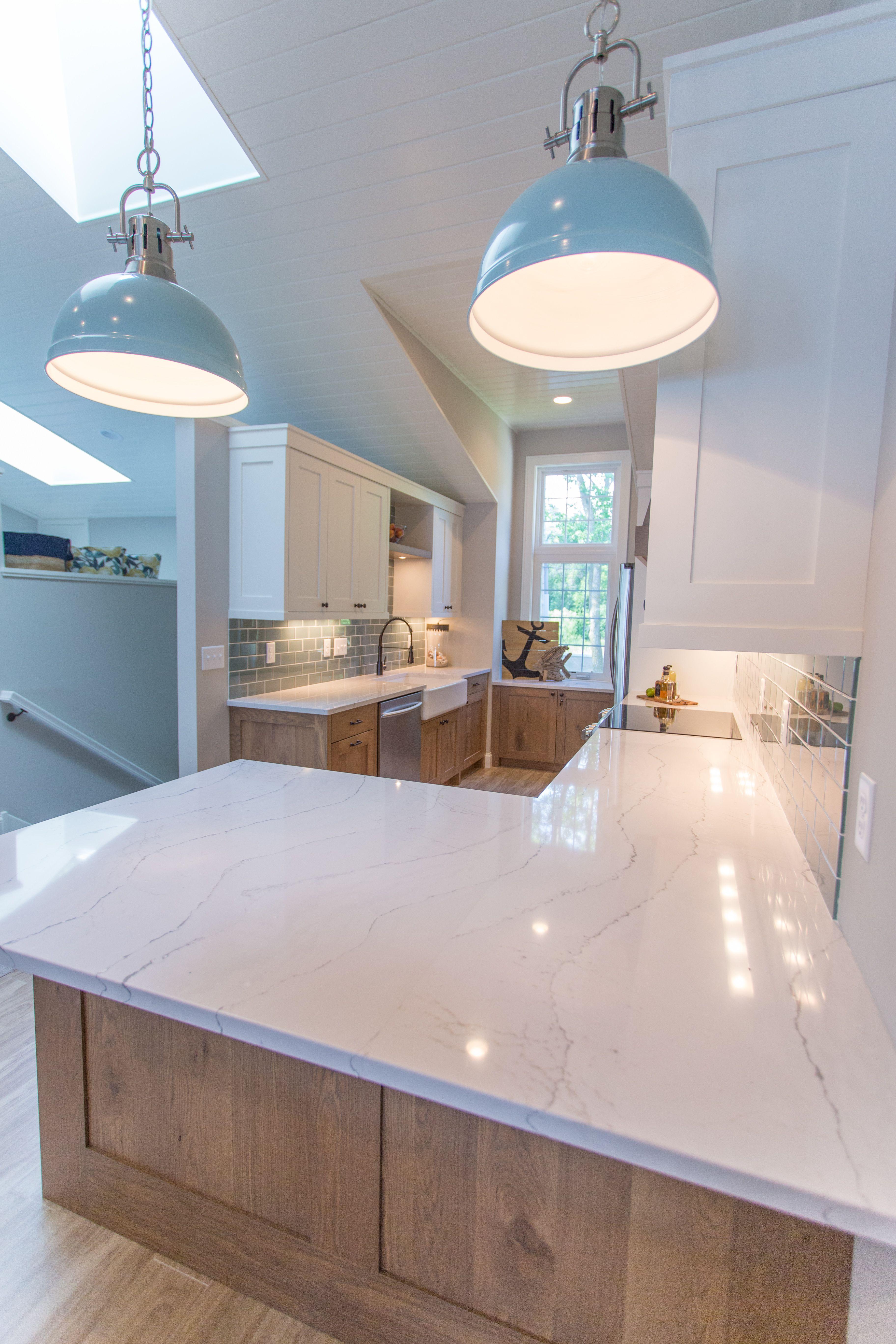 Lakehouse Renovation :: @Cambria Ella™ quartz countertops, available ...