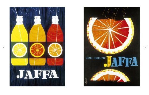 Erik Bruun - Jaffa Vintage illustrations and design