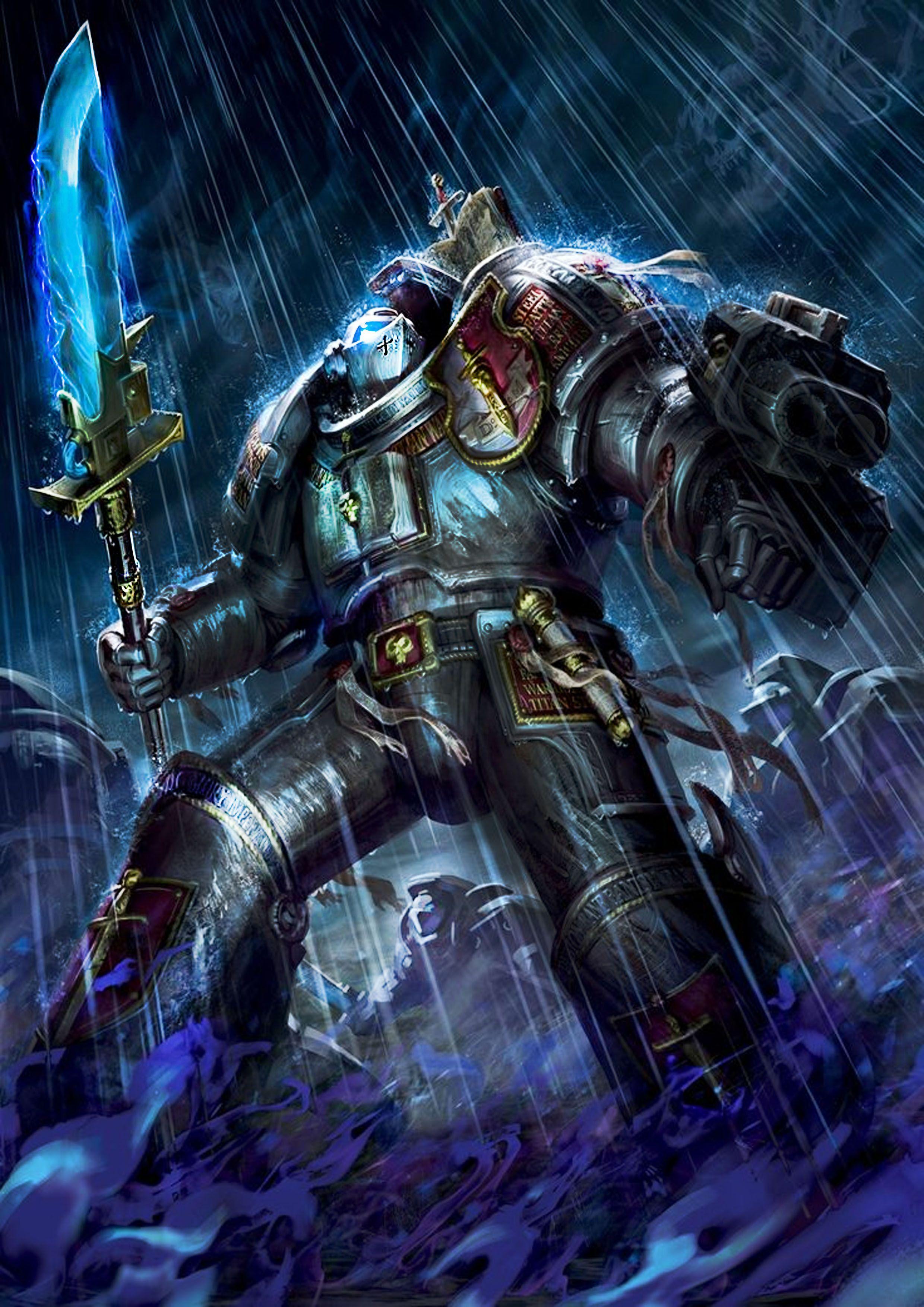Grey Knights Image By Luke Winkelmann On Warhammer 40k Warhammer