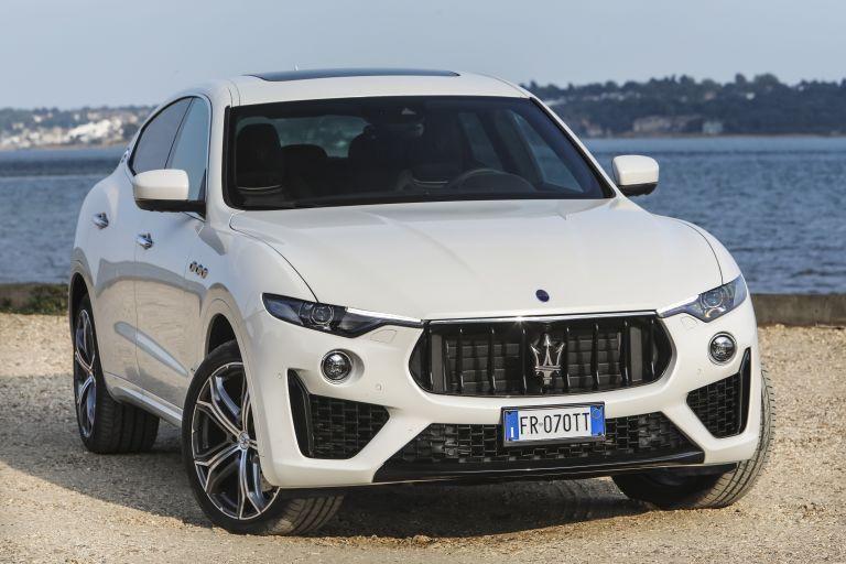 2019 Maserati Levante S Q4 Gransport 525587 Best Quality Free