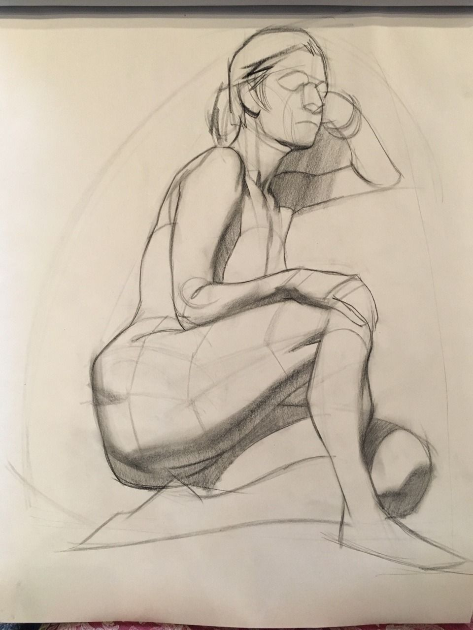 Idea By Hannah Severance On Figure Drawing In 2020 Life Drawing