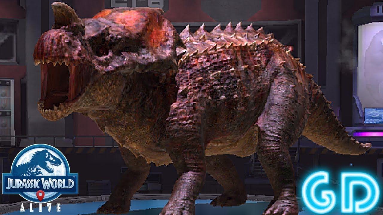 Jurassic World Alive Gameplay - Einiasuchus Hybrid | Best