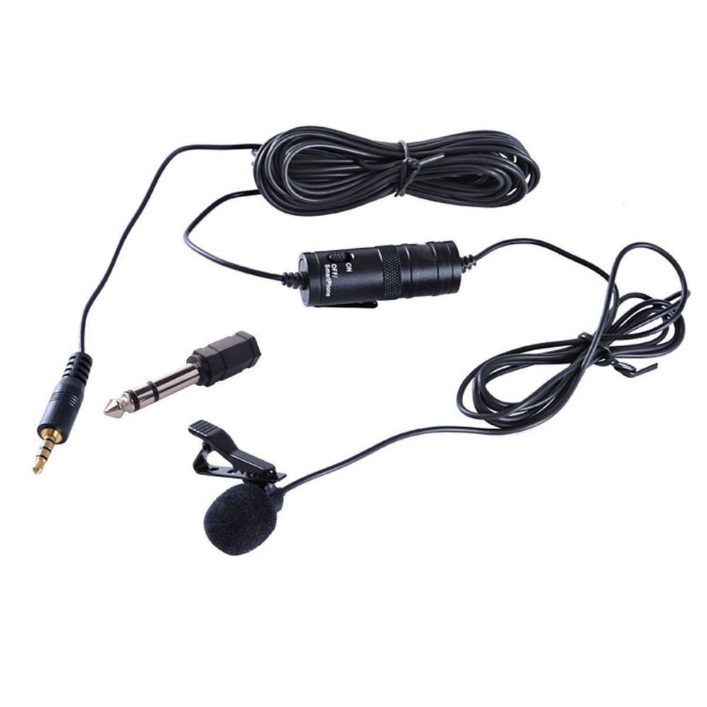 Buy Boya Bym1 Best Mic For Mobile Video Recording Dslr Camera Mic Cameras And Accessories Microphone