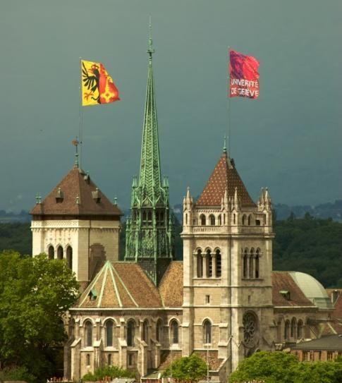 Catedral de San Pedro - Ginebra, donde el tiempo se hace lujo - Blogs de Business Class