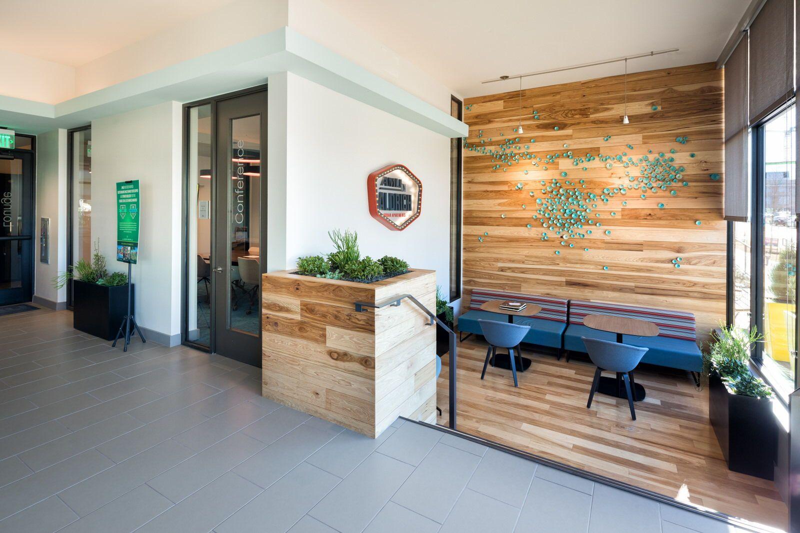 AMLI on Aldrich is an apartment community in Austin's
