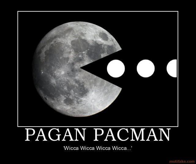 Wicca wicca wicca XD