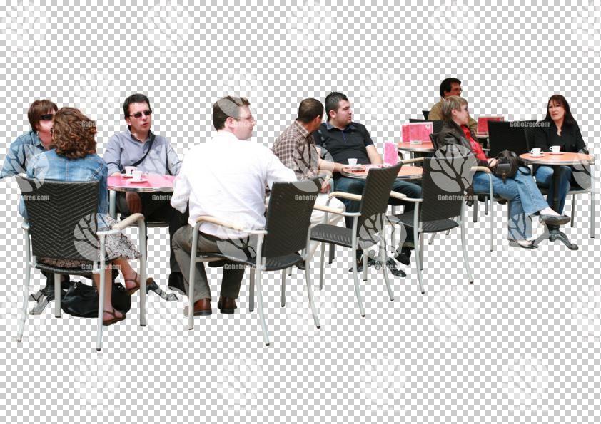 Cafe outdoor model photoshop hledat googlem kavarna for Table 16 personnes