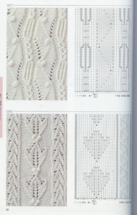 bellos patrones de punto | hacer a mano, ganchillo, | Croché ...