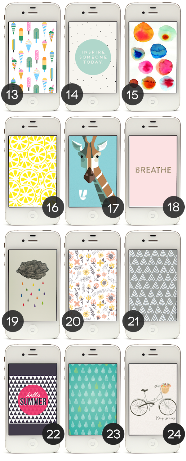 24 Free Graphic iPhone Wallpapers Iphone wallpaper
