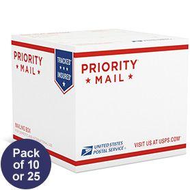 Priority Mail Box 4 Priorities Priority Mail Mailbox