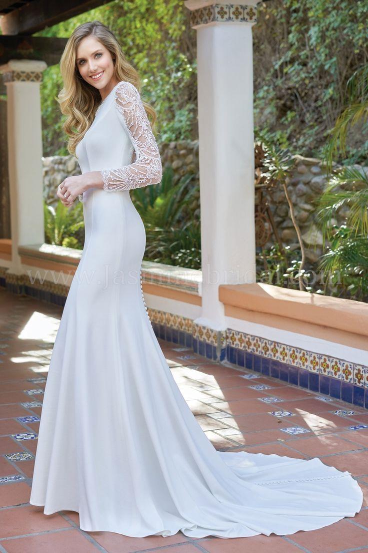 Jasmine bridal kollektion dresses in wedding dresses