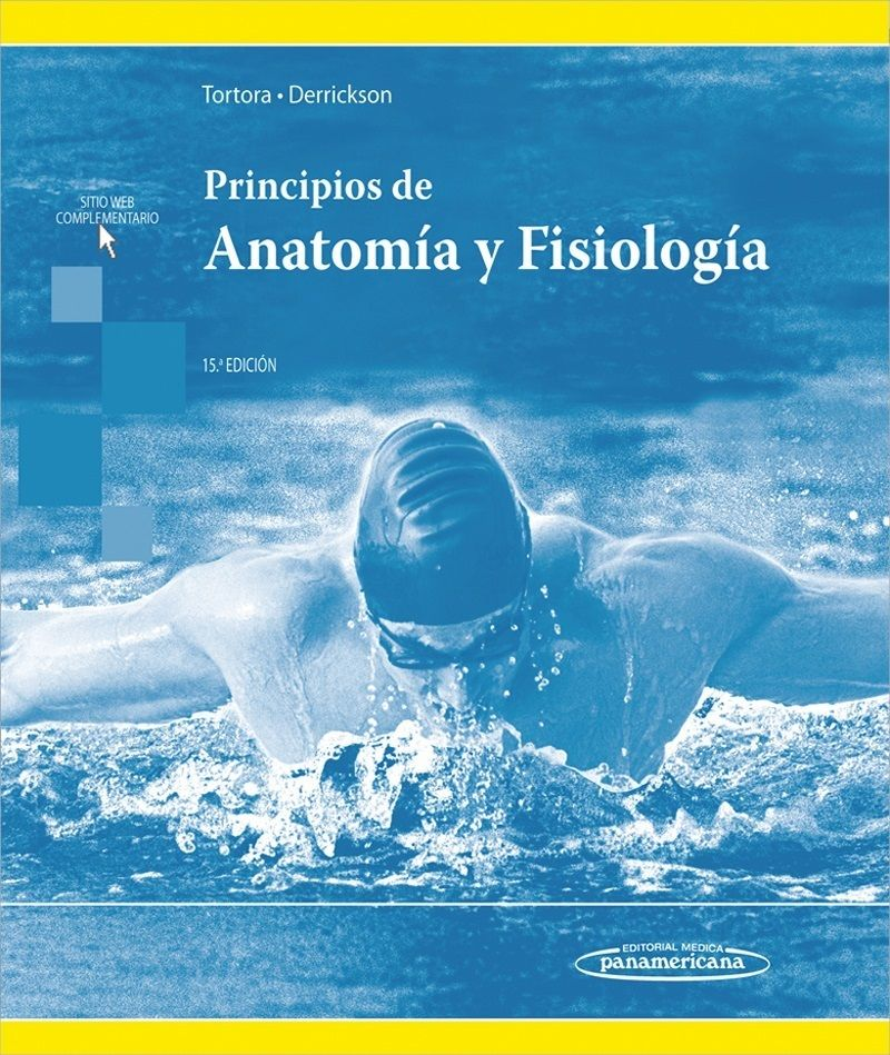 Principios de anatomía y fisiología : 15.ª edición\