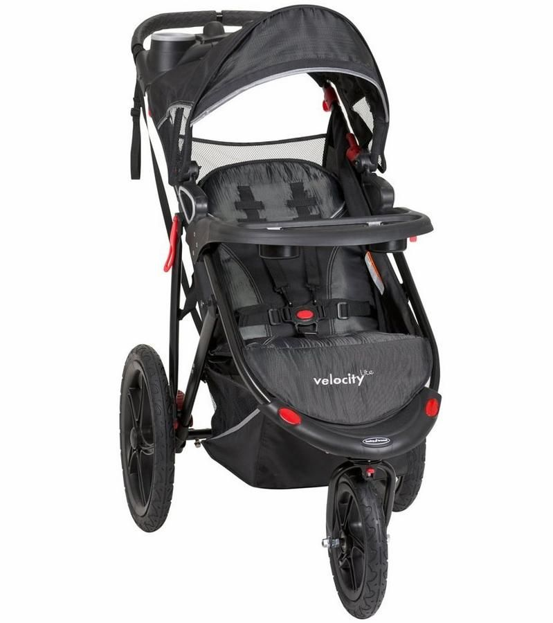 Mp3 Jogging Stroller With Built In Speakers Jogger Stroller Stroller Jogging Stroller