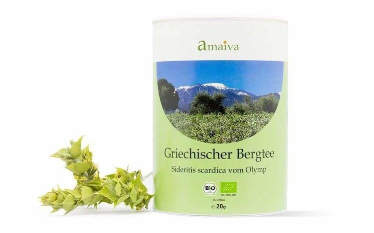 Griechischer Bergtee Bio Tee Griechisch Bio