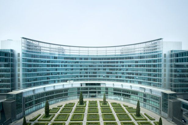 Industrial Commercial Bank Of China Headquarters In Beijing By