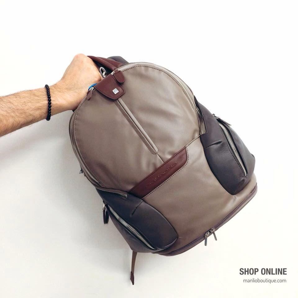 Zaino Piquadro Disponibile sul nostro E-shop → goo.gl/bbpIl4 #backpack #zaino #travel
