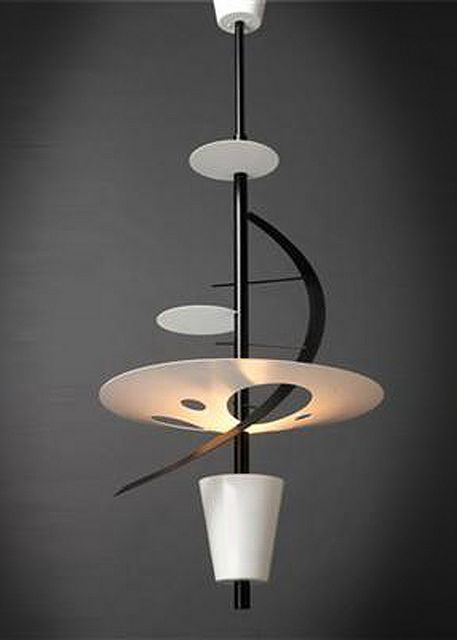 William Haines 'pluto pendant' by Mad Modern, via Flickr