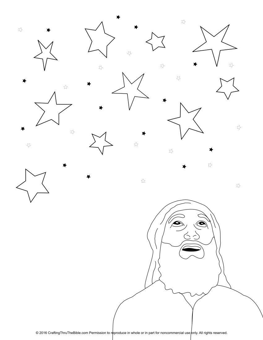 Abraham Tissue Paper Stars Vasarnapi Iskola Szinezo Iskola