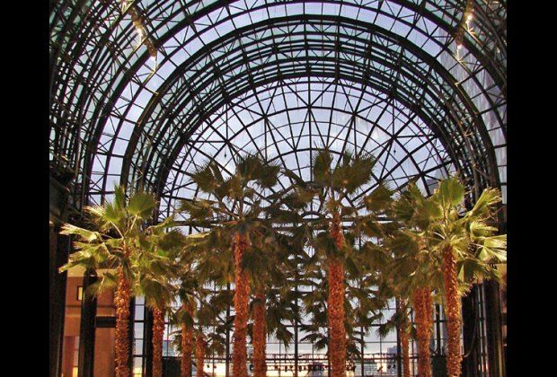 Winter Gardens: Get Out of the Cold at NYC\'s Indoor Plazas | Indoor ...