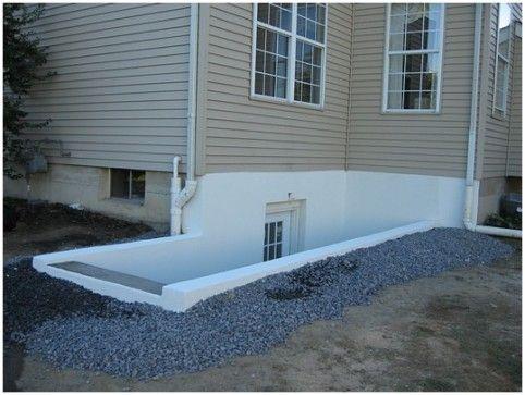 Pa Lancaster County Custom Basement Walkout Egress Door Installation Basement Entrance Cinder Block Basement Entrance Cinder Block Walls Door Installation