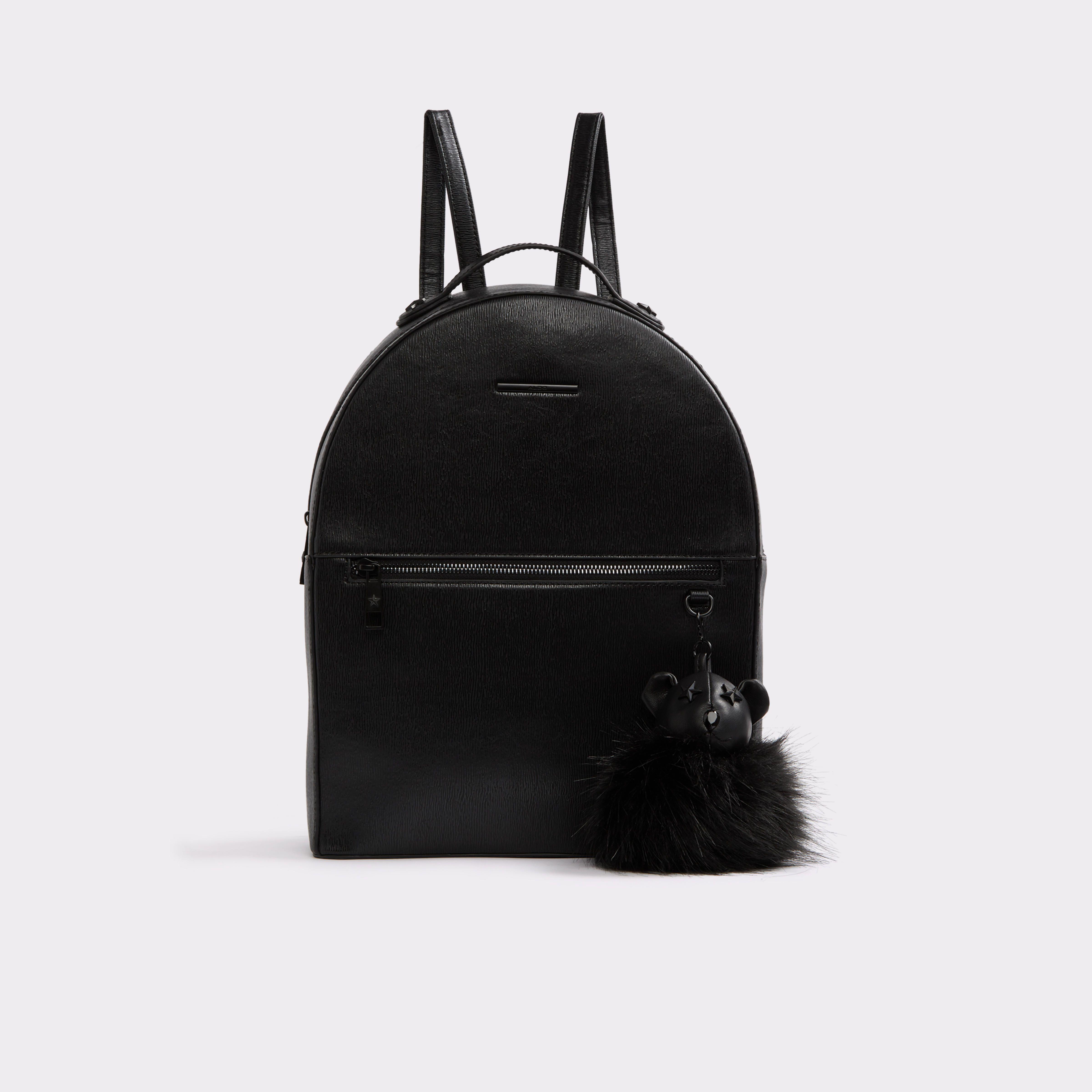ffd2c0577e4 Fardella Black Backpack, Backpack Bags, Leather Backpack, Fashion Backpack,  Aldo Bags,