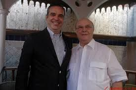 Ex Presidente Hipólito Mejía Y Luis Abinader Encabezaran