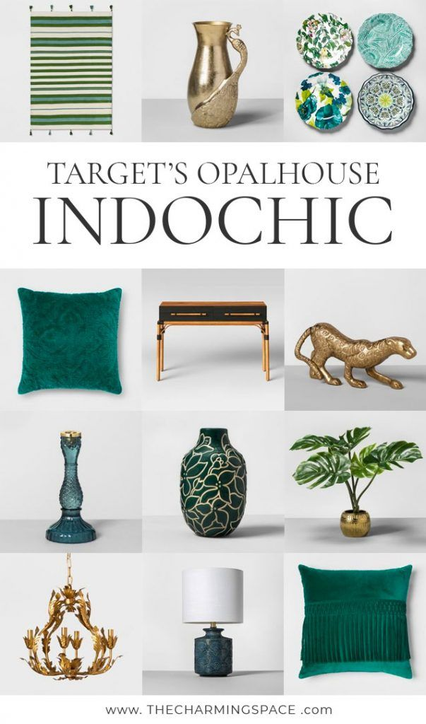 Favorite Picks From Target's Opalhouse Indochic Collection Simple Apartment Room Decor Collection