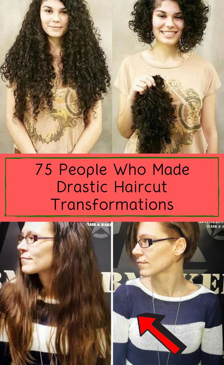 38+ Getting a drastic haircut ideas in 2021