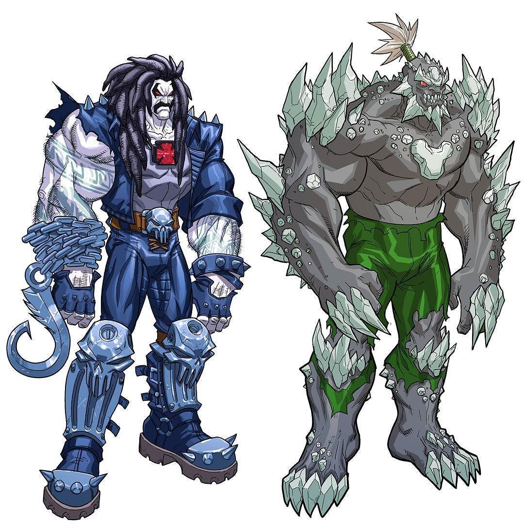 doomsday dc comics played by