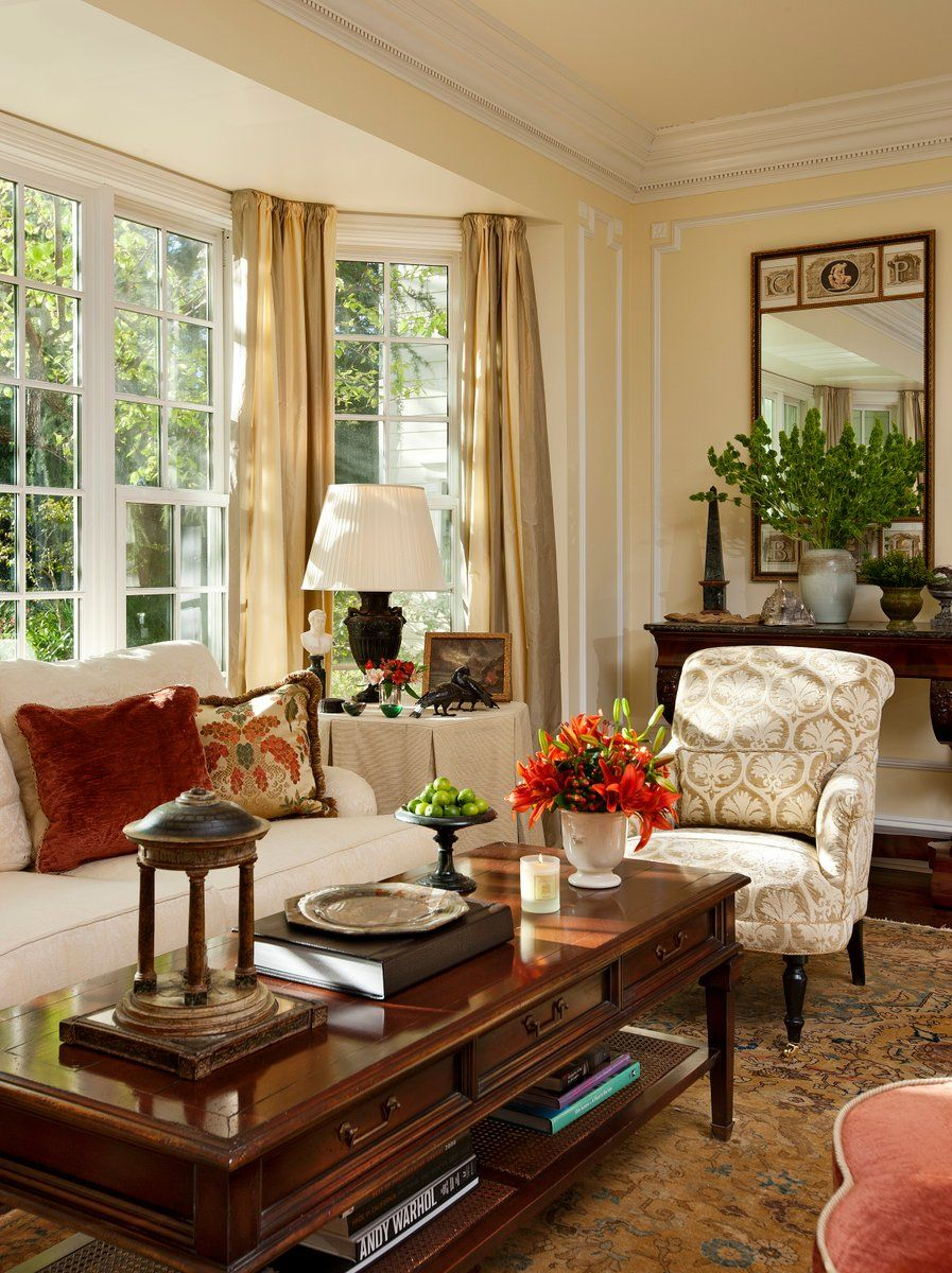 Traditional Victorian Colonial Living Room By Timothy Corrigan With Images: See More Of Timothy Corrigan, Inc.'s Cape Cod West On 1stdibs