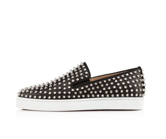 38c775a180fe Christian Louboutin Roller-Boat Flat Sneakers Spring Summer 2013 ...
