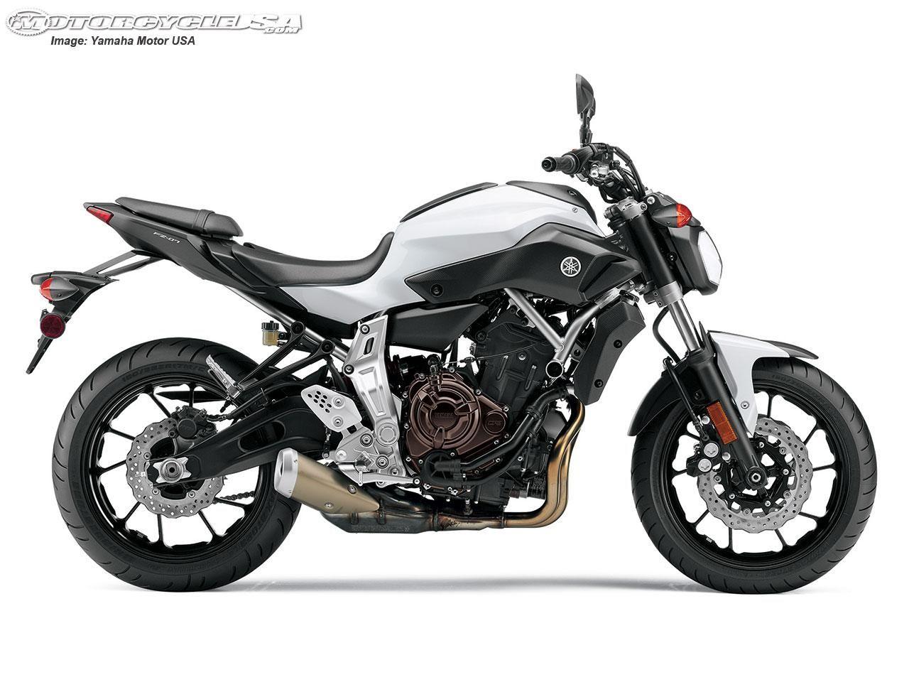 moto yamaha fz 07
