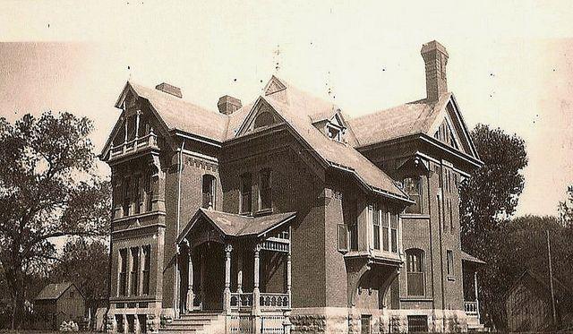 Maurice W Levy Mansion Wichita Ks By Kendahlarama Via