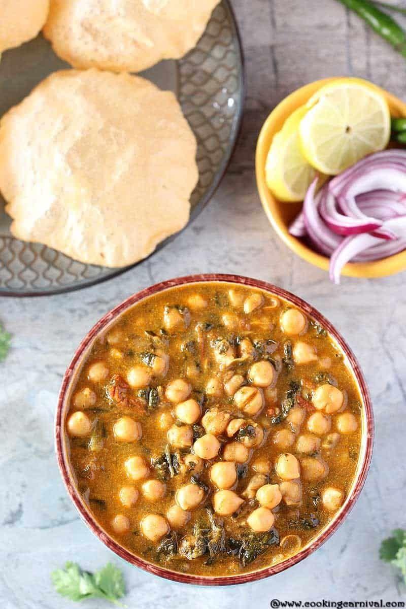 Instant Pot Kale Chana Masala | Recipe | Food recipes ...