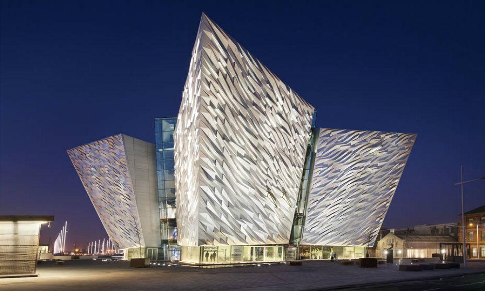 Museo Del Titanic En Irlanda Ven A Conocerlo Te Sorprenderás Belfast Museos Turismo Sustentable