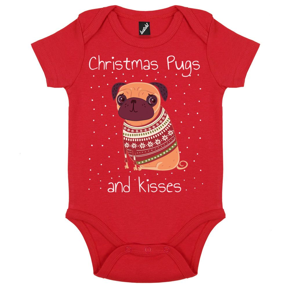 Pugs /& Kisses Peach Scented Sachet