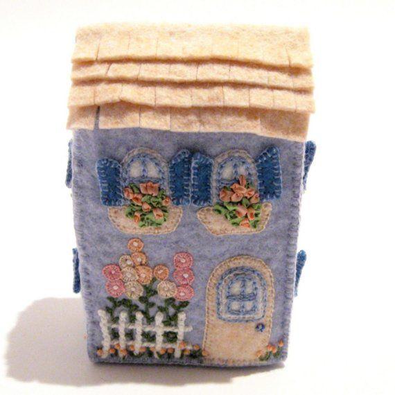 Soap Box House van TwoLeftHands op Etsy