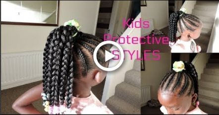Photo of PROTECTIVE STYLES || CORNROWS AND CROCHET BRAIDS