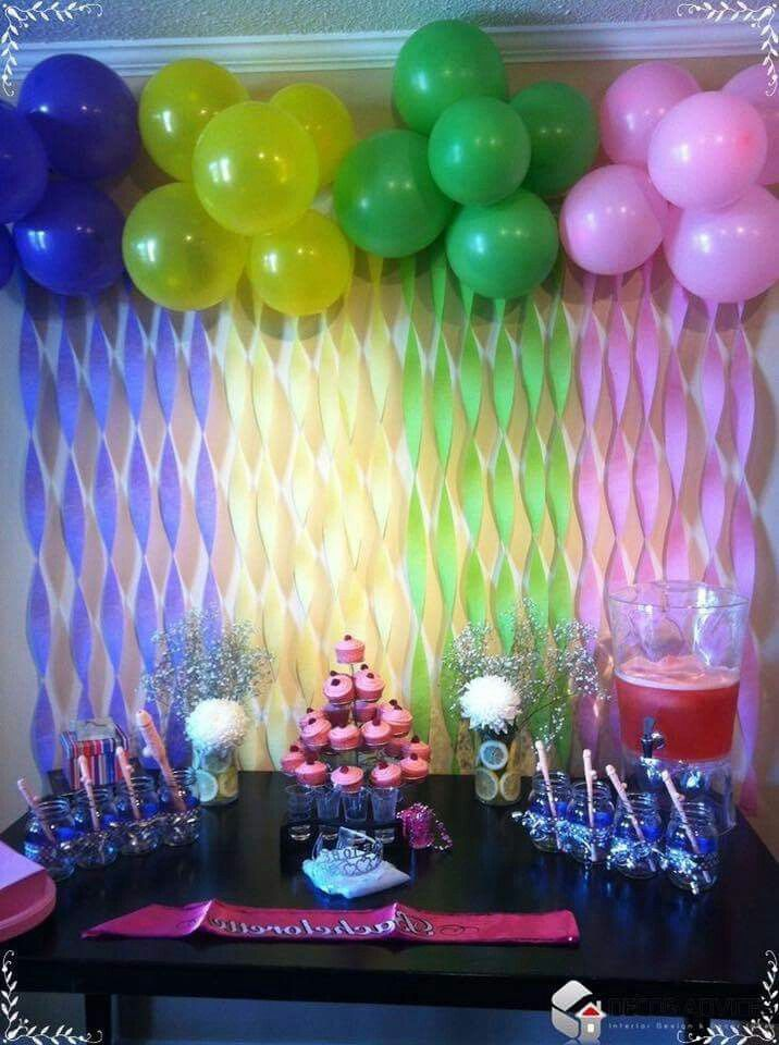 Pin by ANA sanchez on Party things and decorations