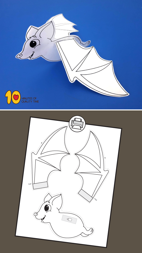 29++ Halloween bat craft printable ideas in 2021