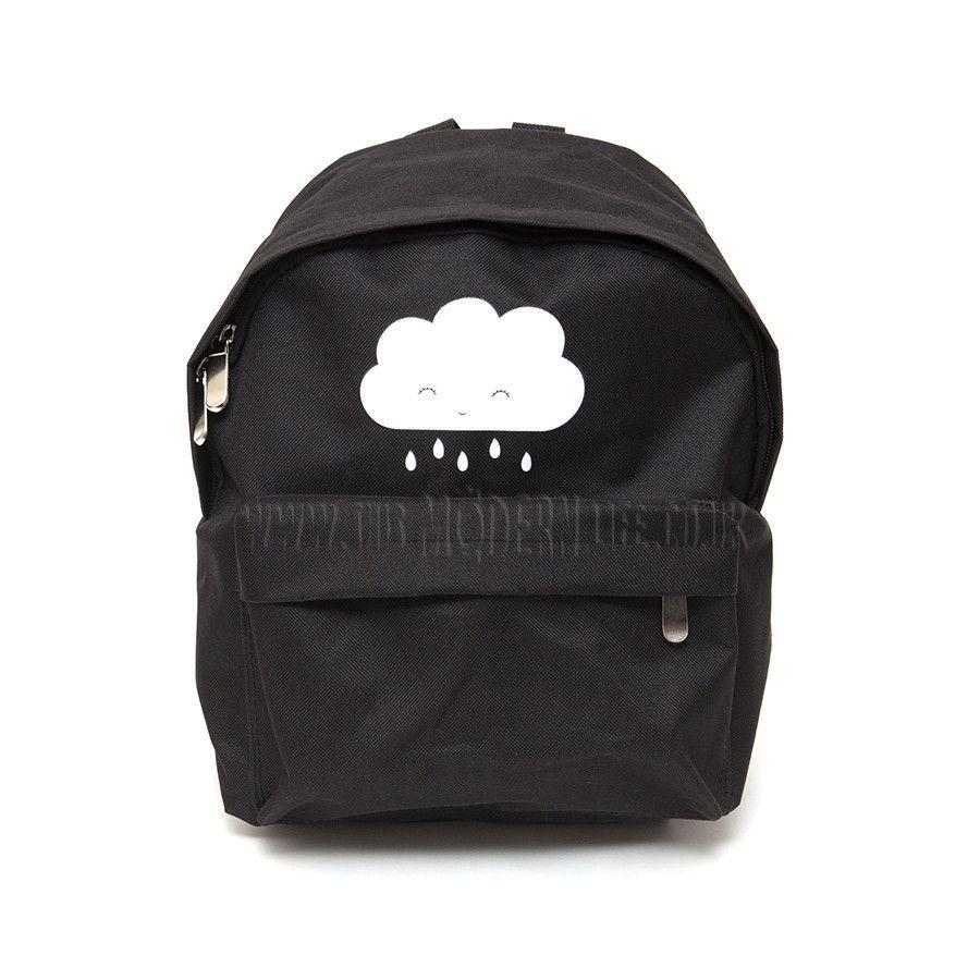 the latest cc227 a32f6 Kids   Mini Backpack . Cloud   Black