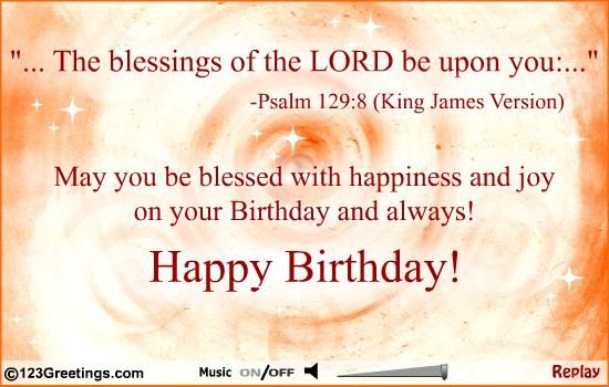 Happy Birthday Quotes Wishes Greetings Christian Cards