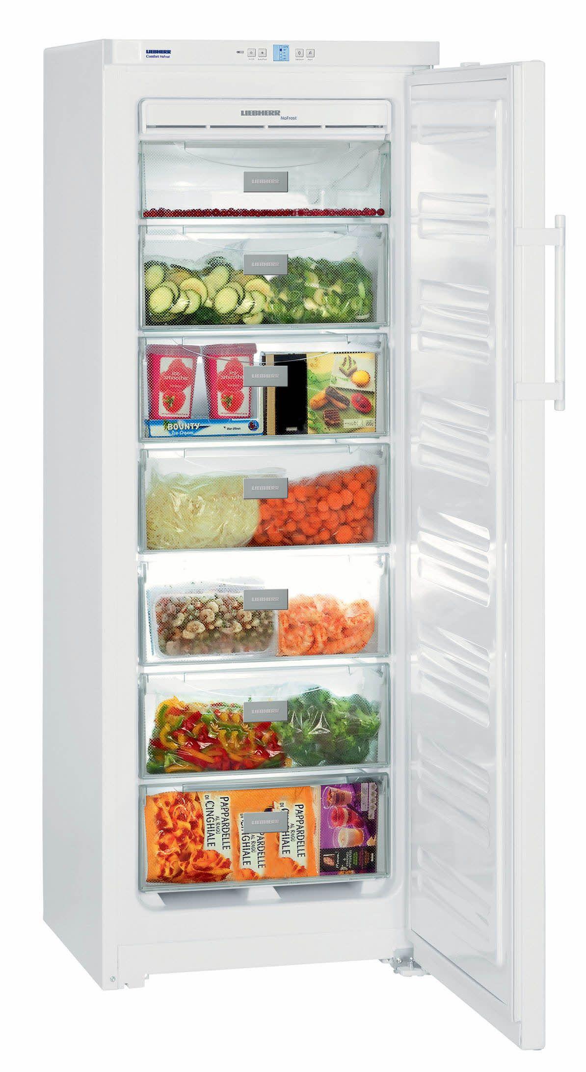 Liebherr Gn 2723 Comfort Nofrost Refrigerator Freezer Bathroom